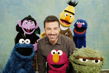 "Cookie Monster  ABC's ""Jimmy Kimmel Live"" - Season 15"