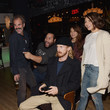Cooper Andrews Chris Evans, Lauren Cohan, and Lil Jon Host a Celebrity Gaming Event and Xbox Live Session in Atlanta