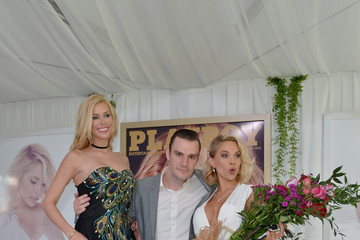 Cooper Hefner Playboy's 2015 Playmate of the Year Announcement Ceremony