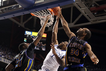 Michael Murray Coppin State v Kentucky