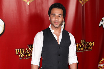 Corbin Bleu Red Carpet Opening Night of 'The Phantom of the Opera' at Hollywood Pantages Theatre