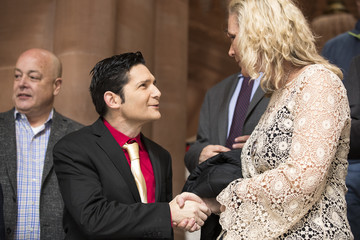 Corey Feldman Corey Feldman And NYAHP Support Child Victims Act At New York State Capitol