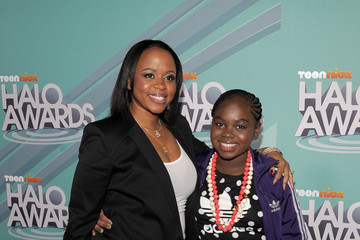 Cori Broadus Nickelodeon TeenNick HALO Awards - Red Carpet