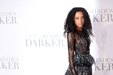 Corinne Bailey Rae 'Fifty Shades Darker' - UK Premiere - Red Carpet Arrivals