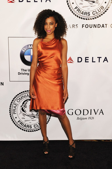 Corinne Bailey Rae Corinne Bailey Rae attends The Friars Club and Friars Foundation Honor of Tom Cruise at The Waldorf=Astoria on June 12, 2012 in New York City.