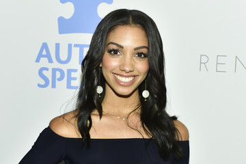 Corinne Foxx 2018 Autism Speaks 'Into The Blue' Gala - Arrivals
