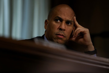 Cory Booker Senate Foreign Relations Committee Holds Hearing on Ongoing Six-Year Syrian War