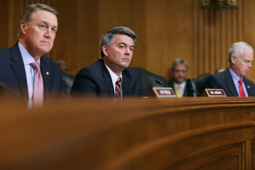 Cory Gardner Senate Foreign Relations Committee Holds Hearing on North Korea De-Nuclearization