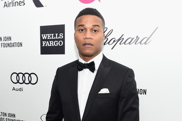 Cory Hardrict Arrivals at the Elton John AIDS Foundation Oscars Viewing Party — Part 3