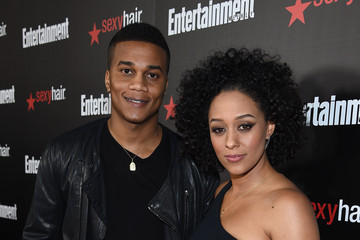Cory Hardrict Entertainment Weekly's Celebration Honoring The 2015 SAG Awards Nominees - Red Carpet