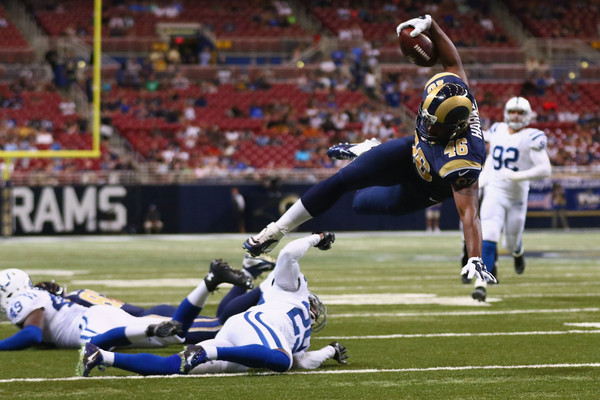 Indianapolis Colts v St Louis Rams