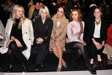Cory Kennedy Candice Lake Front Row at the Marissa Webb Show