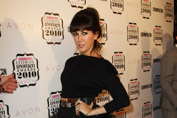 Dawn Porter Cosmopolitan Ultimate Women Of The Year Awards - Inside