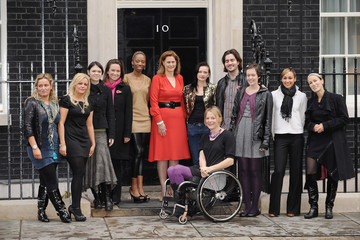 Kate Fearnley Cosmopolitan Women Of The Year - Downing Street Reception