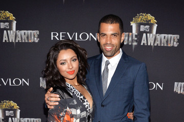 Cottrell Guidry Kat Graham MTV Movie Awards Afterparty