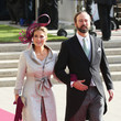 Countess Luisa de Lannoy The Wedding Of Prince Guillaume Of Luxembourg & Stephanie de Lannoy - Official Ceremony