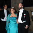 Countess Luisa de Lannoy The Wedding Of Prince Guillaume Of Luxembourg & Stephanie de Lannoy - Gala Dinner