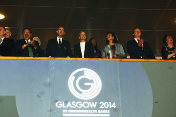 Countess of Wessex 20th Commonwealth Games: Closing Ceremony