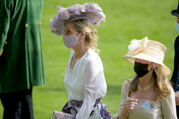 Countess of Wessex 2021 Royal Ascot - Day Two