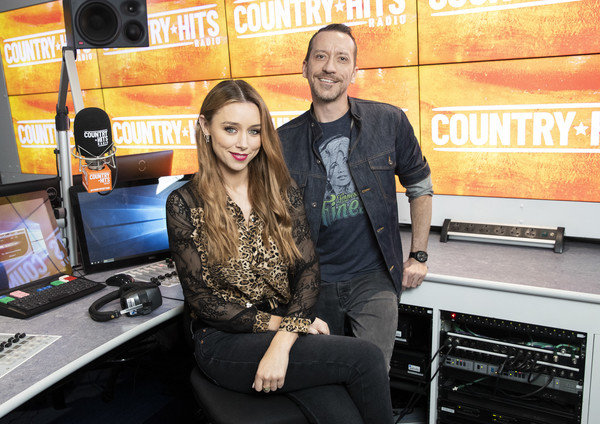 Country Hits Radio Launch