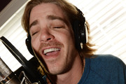 """(EXCLUSIVE COVERAGE) Country Star Bucky Covington co-producing independent project with new music releasing in coming months in a private studio on February 23, 2014 in Brentwood, Tennessee. Covington was a contestant on season 8 of the hit show """"American Idol""""."""