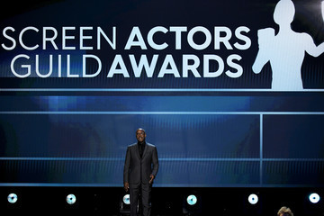 Courtney B. Vance 26th Annual Screen Actors Guild Awards - Inside