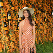 Courtney Eaton Ninth-Annual Veuve Clicquot Polo Classic Los Angeles