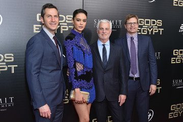 Courtney Eaton 'Gods of Egypt' New York Premiere