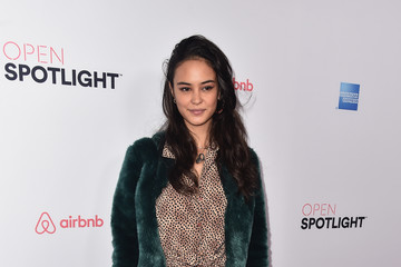 Courtney Eaton 3rd Annual Airbnb Open Spotlight