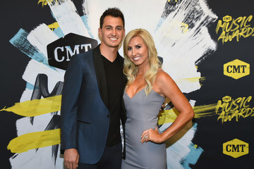 Courtney Force 2018 CMT Music Awards - Red Carpet