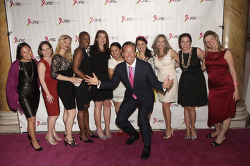 Courtney Hagen In Living Pink Gala in NYC