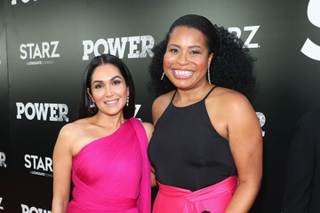 Courtney Kemp Agboh Starz 'Power' The Fifth Season NYC Red Carpet Premiere Event And After Party