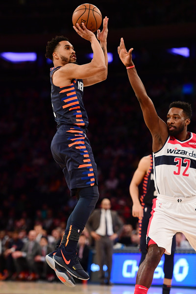 Washington Wizards v New York Knicks []