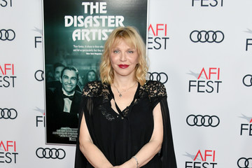 Courtney Love AFI FEST 2017 Presented by Audi - Screening of 'The Disaster Artist' - Arrivals