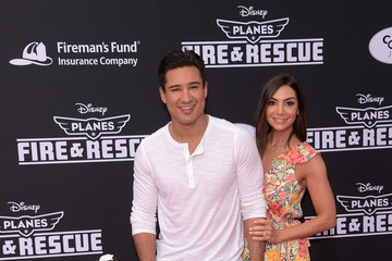 Courtney Mazza 'Planes: Fire & Rescue' Premieres in Hollywood — Part 2