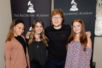 Courtney Miller GRAMMY Pro Up Close & Personal With Ed Sheeran