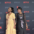 Courtney Sauls Strong Black Lead Party At Netflix FYSEE