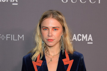 Courtney Trop 2017 LACMA Art + Film Gala Honoring Mark Bradford and George Lucas Presented by Gucci - Red Carpet