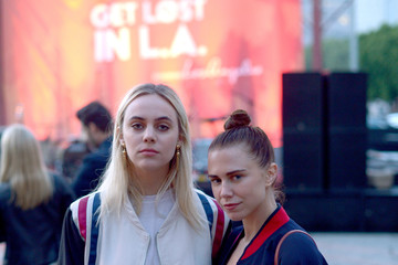 Courtney Trop BORNS Performs at Discover Los Angeles' 'Get Lost' Pop-Up Concert