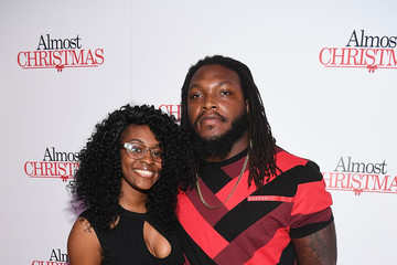 Courtney Upshaw   'Almost Christmas' Atlanta Red Carpet Screening With Cast and Filmmakers