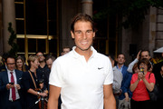Courtyard Cocktail Celebration at The New York Palace With Rafael Nadal