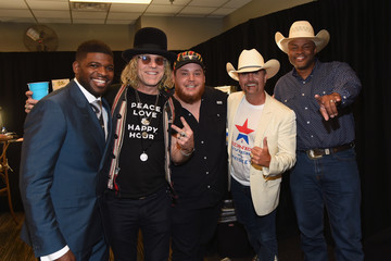 Cowboy Troy Big Kenny 2018 CMT Music Awards - Backstage & Audience