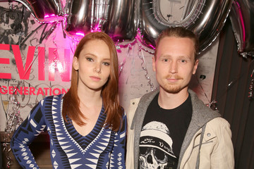 Coy Jandreau NYLON Young Hollywood Party, Presented By BCBGeneration
