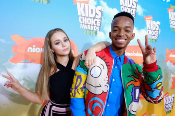 Coy Stewart Nickelodeon's 2016 Kids' Choice Awards - Red Carpet