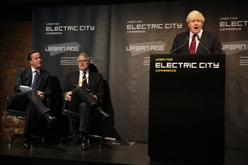 Craig Calhoun London Mayor And British Prime Minister Address The Electric City Conference