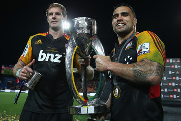 Craig Clarke Super Rugby Final - Chiefs v Brumbies