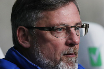 Craig Levein Celtic v Hearts - Scottish Premier League
