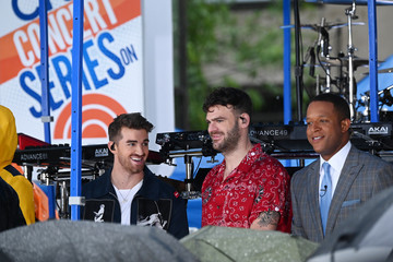 Craig Melvin Citi Concert Series On 'Today' Presents The Chainsmokers