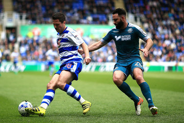 Craig Morgan Reading v Wigan Athletic - Sky Bet Championship