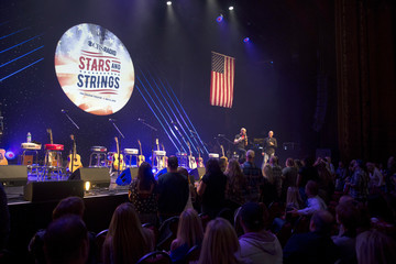 Craig Morgan CBS RADIO's Second Annual Stars and Strings - Show